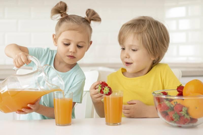 Frutta e verdura: 10 suggerimenti per farla mangiare ai bambini